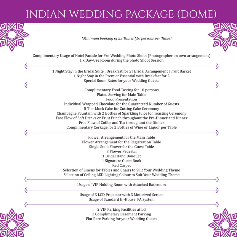 Image Western Themed Wedding Package