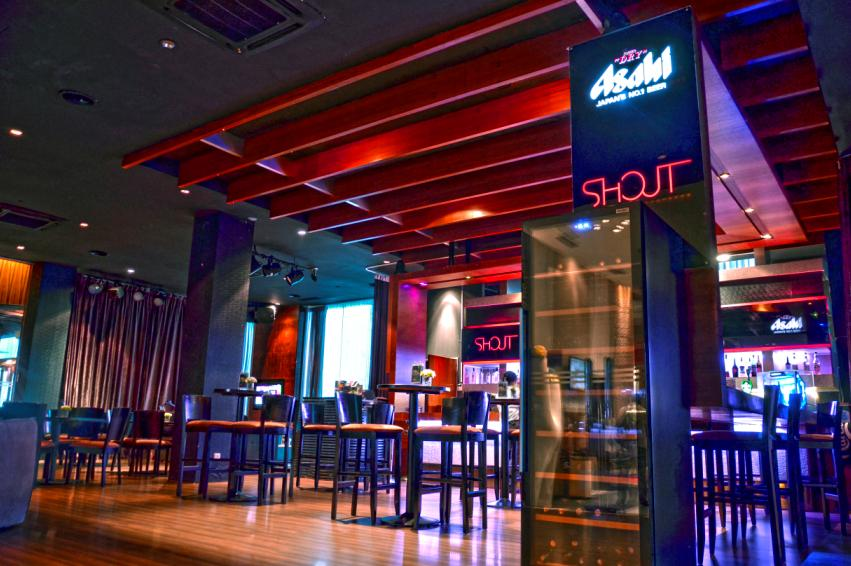 See And Be Seen At The Bar Where You Can Select From Our High Octane Libations Whilst Selecting Your Target Step Into Spotlight Express Yourself